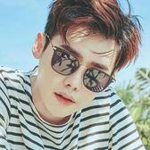 2018新款太陽鏡男士墨鏡偏光鏡個性眼鏡潮人 BF1224【旅行者】