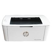 【限時促銷】HP LaserJet Pro M15w 無線黑白雷射印表機