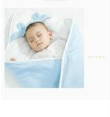 新生兒純棉抱被秋冬季嬰兒包被