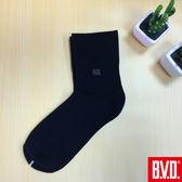 BVD 細針織寬口男襪-BN403-01