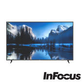 Infocus 鴻海 80吋 4K 智慧連網電視WT-80CA600 (含基本安裝+舊機回收) 12期0利率