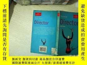 二手書博民逛書店Essential罕見director 主要負責人Y203004