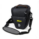 相機包 尼康單反相機包 單肩攝影包 三角包D90 D7000 D5300 D5200 D3200 【米家科技】