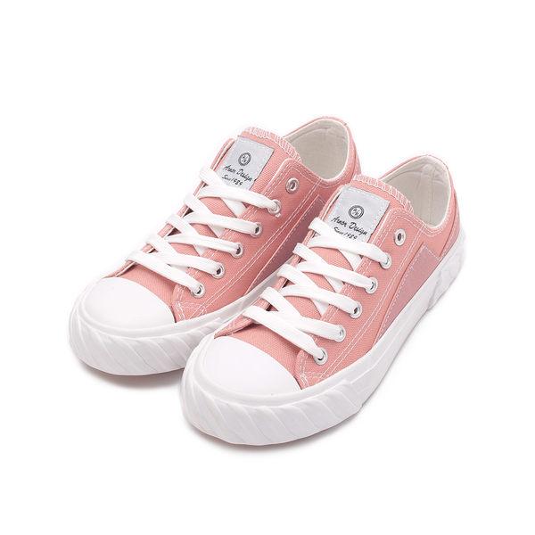 ARNOR 韓版帆布餅乾鞋 粉 ARWC92303 女鞋 鞋全家福
