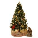 聖誕樹 圣誕節大型立體粉色豪華圣誕樹家用小型套餐裝飾品擺件仿真【快速出貨】