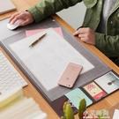 超大號電腦辦公室學生學習寫字台書桌墊多功能防髒滑鼠桌面滑鼠墊【小艾新品】