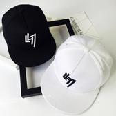 棒球帽 圖騰 簡約 休閒 遮陽 壓舌帽 棒球帽
