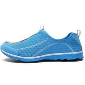 洞洞運動鞋(單雙)-透氣網布時尚休閒男女運動鞋5色73ev2[時尚巴黎]