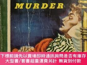 二手書博民逛書店THE罕見D.A. CALLS IT MURDER (This special edition is publis