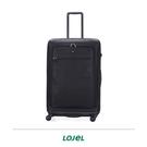 CRWON 皇冠 LOJEL EXOSIII 輕量 軟硬結合 拉鍊箱 行李箱 30吋 旅行箱 兩色 C-F1507