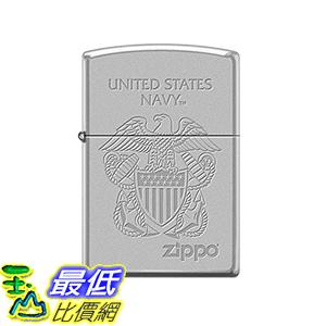 [美國直購] Zippo US Navy Globe Cerulean Pocket Lighter 打火機