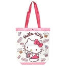 小禮堂 Hello Kitty 直式尼龍...