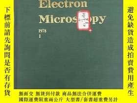 二手書博民逛書店scanning罕見electron microscopy 19