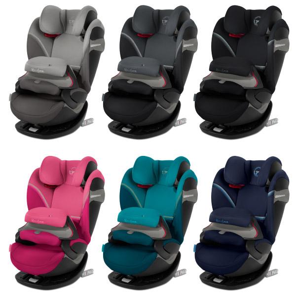 【預購】Cybex Pallas S-FIX 安全座椅/汽座(6色可選)【總代理公司貨】