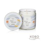 【KOBO】美國大豆精油蠟燭 - 蜜桃貝里尼 (450g/可燃燒 65hr)