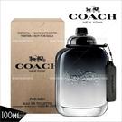 COACH 男性淡香水-100ml(TESTER包裝)[69467]