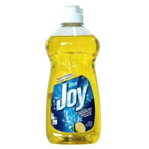美國【JOY】濃縮檸檬洗碗精 12.6oz(375ml)