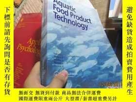 二手書博民逛書店journal罕見of aquatic food product