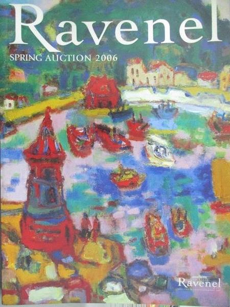 【書寶二手書T3/收藏_DBU】Ravenel Spring Auction 2006