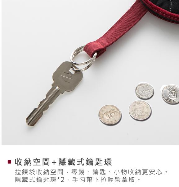 Kiro貓‧小黑貓 抓痕造型 拉鍊 小物收納 鑰匙零錢包【222916】