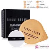 BOBBI BROWN 自然輕透膠囊氣墊粉底-無瑕版SPF50 PA+++(13g)-多色可選【美麗購】