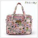 保溫袋 包包 防水包 雨朵小舖M365-006 韓國最大保溫袋-粉熊兔狐野餐趣03113 funbaobao