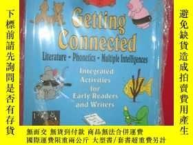 二手書博民逛書店Getting罕見Connected Integrated Ac