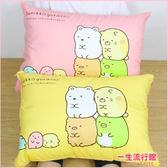 《熱銷再補》角落生物 正版 中枕頭 抱枕 娃娃 靠枕 可拆洗 生日禮物 B16354