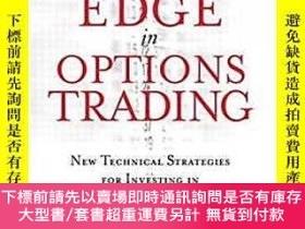 簡體書-十日到貨 R3YTheVolatility Edge in Options Trading: New Technical Stra
