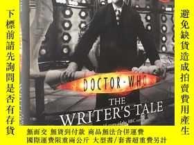 二手書博民逛書店電影藝術作品罕見Doctor Who: The Writer s