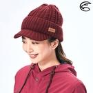 ADISI Primaloft 針織羅紋鴨舌雙層保暖帽 AH20042 / 城市綠洲 (帽子、毛帽、針織帽、保暖帽)