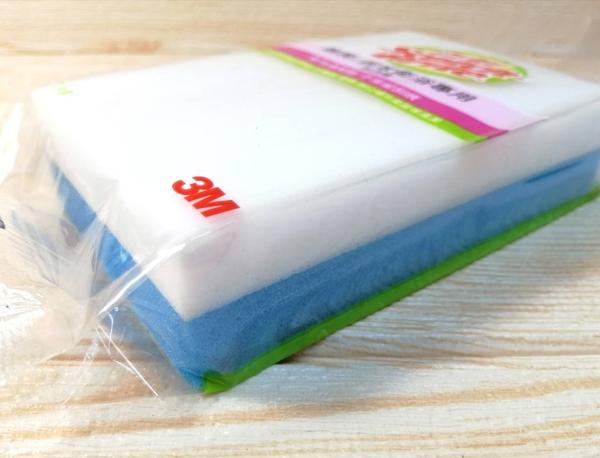 3M 百利廚房/居家衛浴專用妙用擦【67899686】科技綿 科技海綿 海綿擦《八八八e網購