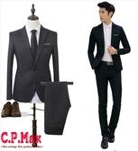 台灣現貨 整套西裝 台灣監製 進口西裝布 整套西裝 男西裝 韓版西裝 修身西裝 西裝外套