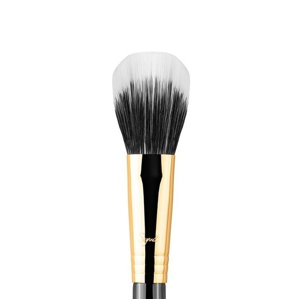 Sigma F15 - Duo Fibre Powder/Blush GOLD【愛來客】美國Sigma經銷商 腮紅刷
