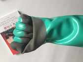 防割手套 加長加厚水產專用防刺手套抓螃蟹小龍蝦防水防油防滑酸堿防割捕魚