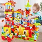 快速出貨積木拼裝益智玩具兒童大號顆粒拼插塑料兼容樂高開發智力男女