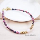 【粉紅堂 飾品】氣質淡粉珠珠手鍊