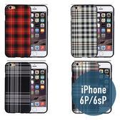 iPhone 6P / 6sPlus 英倫系列 TPU 軟殼 手機套 手機殼 保護殼 保護套 矽膠套 果凍套