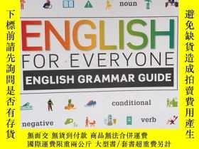 二手書博民逛書店English罕見for Everyone: English G