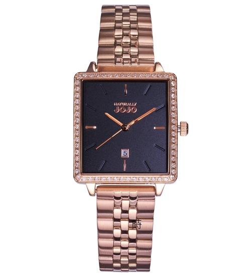 NATURALLY JOJO 極簡風格方型時尚錶 JO96975-88R 禮物