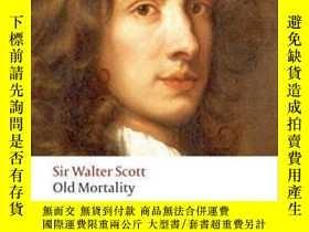 二手書博民逛書店Old罕見Mortality (oxford World s C