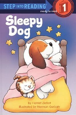 (二手書)Step into Reading Step 1: Sleepy Dog