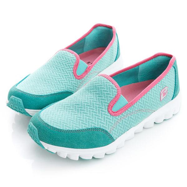 【La new】輕便鞋 輕量休閒鞋 懶人鞋(女222622070)