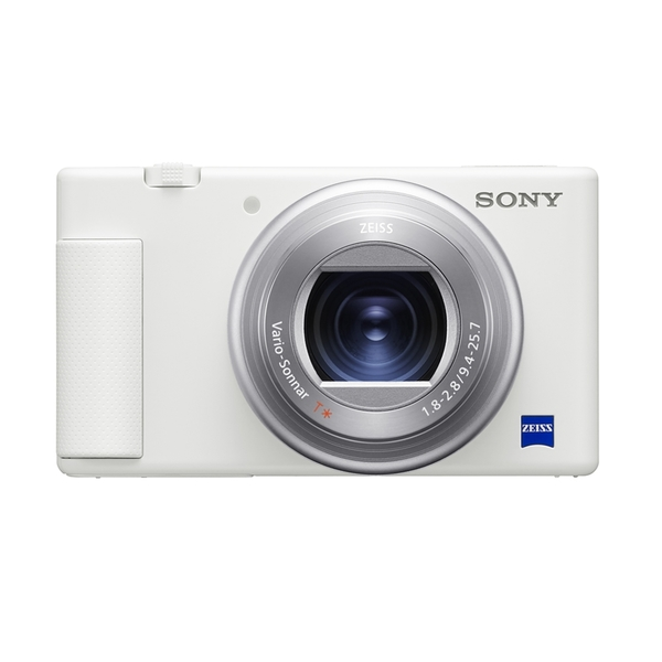 3C LiFe SONY Digital Camera ZV-1 晨曦白 側翻螢幕4k 公司貨