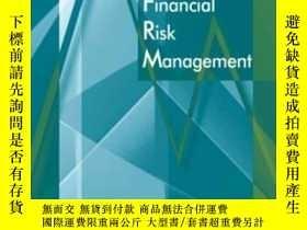 二手書博民逛書店Elements罕見Of Financial Risk Management-金融風險管理要素Y436638