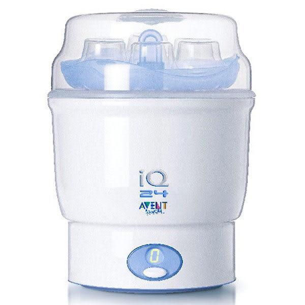 【奇買親子購物網】AVENT IQ 24智慧電子蒸氣消毒鍋