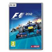 【軟體採Go網】PCGAME  F1 2012  Formula One一級方程式賽車 英文版