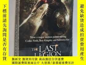 二手書博民逛書店the罕見last legion 大32開 Y85718 val