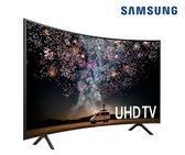 【24期0利率+結帳特惠】SAMSUNG 三星 UA49RU7300WXZW 49吋 4K UHD 黃金曲面液晶電視 49RU7300