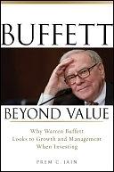 二手書《Buffett Beyond Value: Why Warren Buffett Looks to Growth and Management When Investing》 R2Y 0470467150